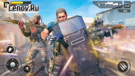 Real Commando Mission v 4.9 Mod (God mode)