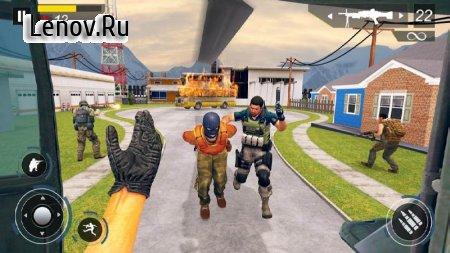 Real Commando Mission v 4.9 Mod (God mode)