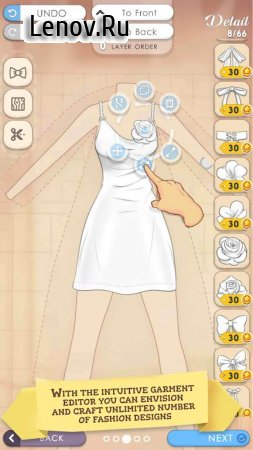 Top Fashion Style v 0.106 Mod (Unlimited Money/Energy)