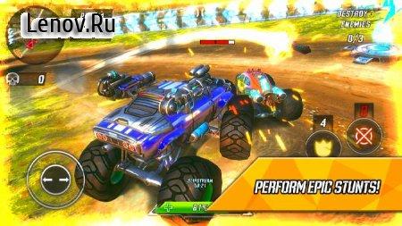 RACE: Rocket Arena Car Extreme v 1.0.36 Mod (Unlimited Money/Gems/Rockets)