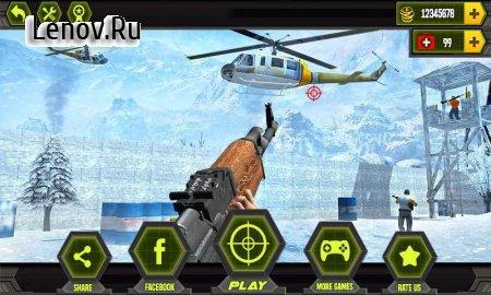 Anti-Terrorist Shooting Mission 2020 v 5.1 Mod (God mode/Dumb enemy)