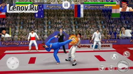 Karate Fighting Games: Kung Fu King Final Fight v 2.5.3 (Mod Money)
