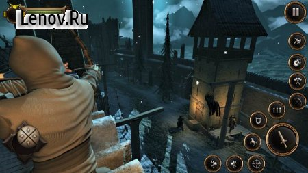 Ninja Hunter Assassin's: Samurai Creed Hero Games v 1.4 Mod (Inexhaustible gold coins)