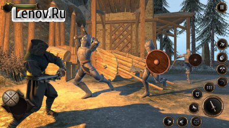 Ninja Hunter Assassin's: Samurai Creed Hero Games v 1.4 Mod (Inexhaustible gold coins)
