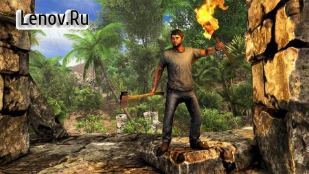 Survival Games Offline free: Island Survival Games v 1.32 Mod (Get rewards without watching ads)