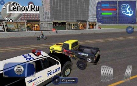 Pickup Truck Robot v 1.6 Mod (Lots of skill points)