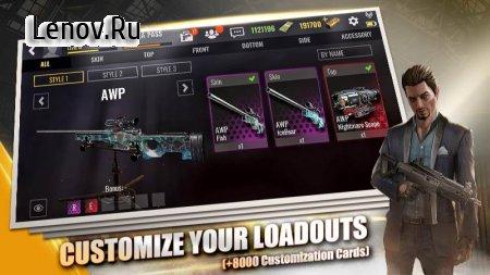 Zula Mobile: Multiplayer FPS v 0.19.2 Mod (Mega mod)
