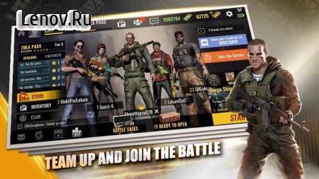 Zula Mobile: Multiplayer FPS v 0.23.0 Mod (Mega mod)