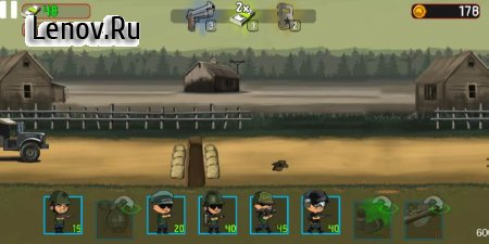 War Troops: Military Strategy Game for Free v 1.25 Mod (Free Shopping)