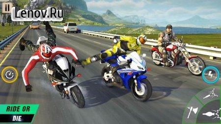 Bike Attack New Games: Bike Race Action Games 2021 v 3.0.34 (Mod Money)