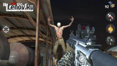 Dead Fire: Zombie shooting v 1.1.5 Mod (Free Shopping)