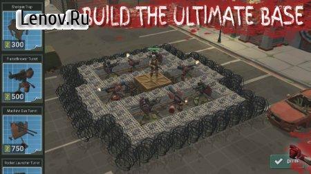 Overrun: Zombie Horde Survival v 1.80 Mod (Free Shopping)