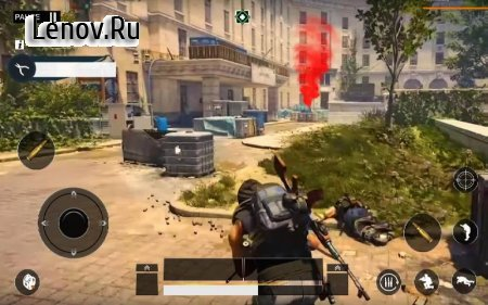 Call of Legends War Duty - Free Shooting Games v 2.5 Mod (God mode)