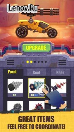 Crazy Car v 1.0.1 Mod (Free Shopping)