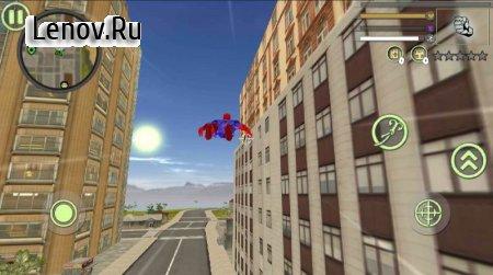 Super Rope Hero Spider Open World Street Gangster v 1.0 (Mod money/jewels)