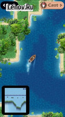 Fishing. River monsters v 1.0.3.2 Mod (Lots of gold coins)