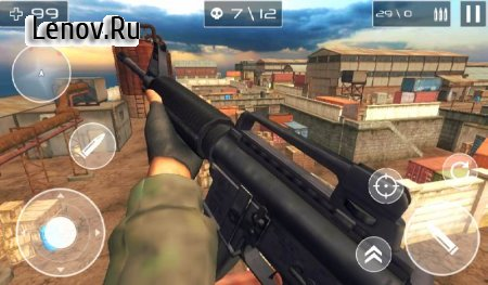 Fire Zone Shooter: Free Shooting Games Offline FPS v FZS.0302.GP (Mod Money)