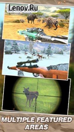 Hunting World: Deer Hunter Sniper Shooting v 1.0.9 (Mod Money)