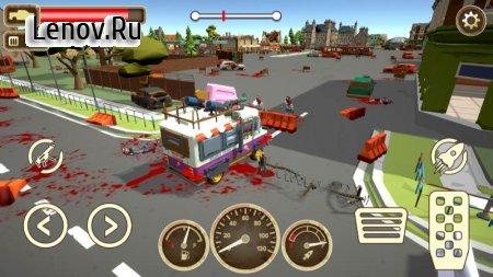 Zombie Crush Driver: Survive the apocalypse v 0.4.4 (Mod Money/Free Shopping)