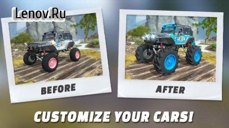 Offroad Simulator 2021: Mud & Trucks v 1.0.22 Mod (Get rewards without watching ads)