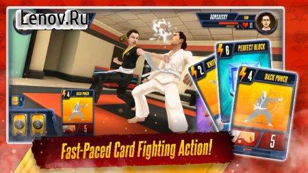 Cobra Kai Card Fighter v 1.0.8 (Mod Money)