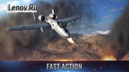 Fighter Pilot Heavy Fire v 0.90.23 (Mod Money)
