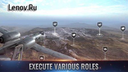 Fighter Pilot Heavy Fire v 0.90.34 (Mod Money)