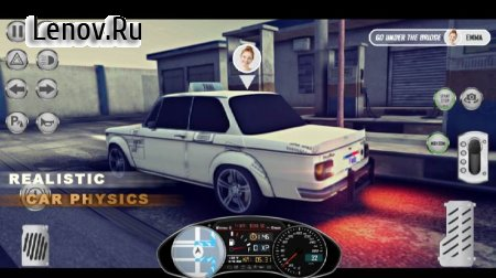 Taxi: Simulator Game 1976 v 1.0.1 Mod (Experience)