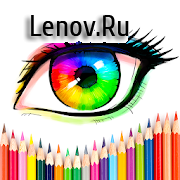 InColor - Coloring Book for Adults v 4.2.2 Mod (Unlocked)