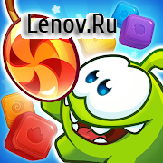 Cut the Rope: BLAST v 3525 Mod (Endless lives)