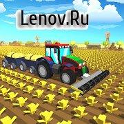 Farming .io - 3D Harvester Game USA v 7.0 Mod (A lot of money)