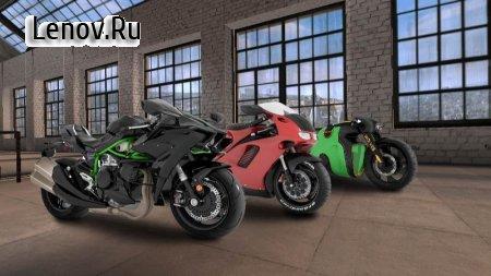 MotorBike: Traffic & Drag Racing I New Race Game v 1.8.17 Mod (No ads)