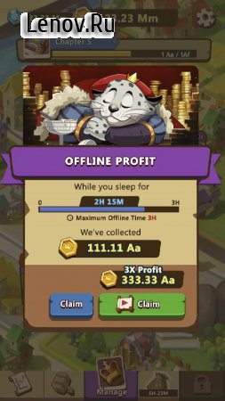 Kingdomtopia: The Idle King v 1.1 Mod (Free Shopping)