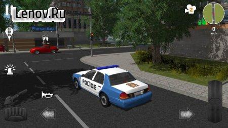 Police Patrol Simulator v 1.1.1 b126 Mod (Unlimited money)