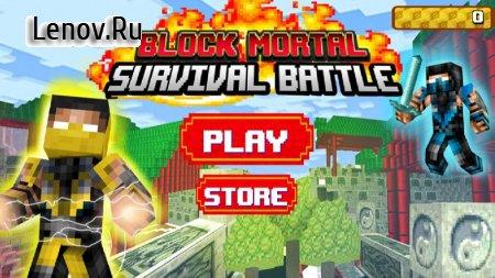 Block Mortal Survival Battle v 1.43 Mod (AUTO SKIP WAVE LEVEL/NO ADS)