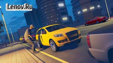 Car Thief Simulator - Fast Driver Racing Games v 1.2 Mod (Menu/Time stops & More)