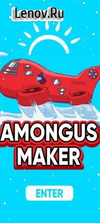 Among Us Maker v 4.1 Mod (No ads)