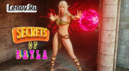 The Secrets of Rayla (18+) v 1.0.0.0 Мод (полная версия)