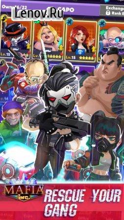 Mafia Inc. - Idle Tycoon Game v 0.15 Mod (Lots of diamonds)