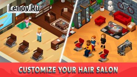 Idle Barber Shop Tycoon - Business Management Game v 1.0.7 (Mod Money)