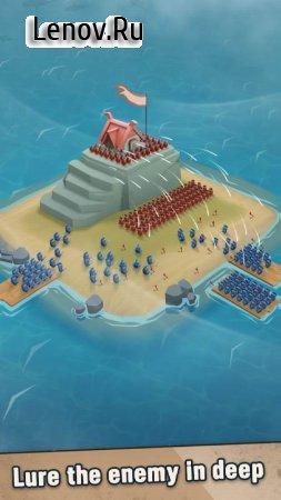 Island War v 2.5.7 Mod (Direct victory)