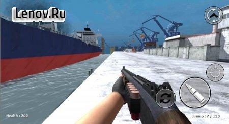 Zombie Evil Kill 4 - Dead City v 1.8 Mod (god mode/dumb enemy)