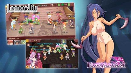 Eros Fantasy (18+) v 1.0.9 Mod (God mode/High DMG/Enemy no Energy)