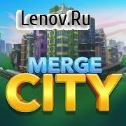 Merge City - Building Simulation Game v 1.0.2372 Mod (Cheap shopping)