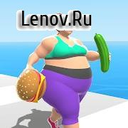 Fat 2 Fit! v 1.8.0 Mod (Lots of gold coins)