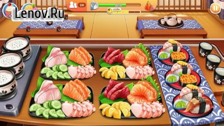 My Cooking - Restaurant Food Cooking Games v 11.00.07.5052 Mod (Free Shopping)