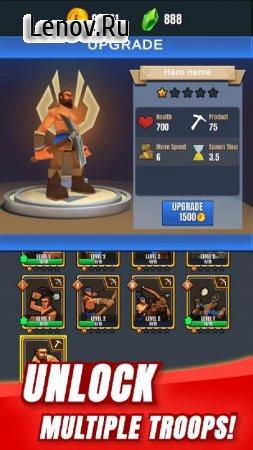 Empire Clash: Survival Battle v 1.5 (Mod Money)
