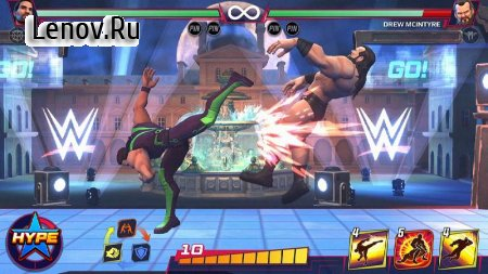 WWE Undefeated v 1.5.0 Mod (Instant Energy Refill/Dumb Enemy/No Stun)