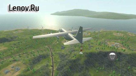 Modern War Game: New State & Battle Royale v 0.0.16 (Mod Money)