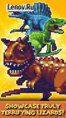 Idle Dino Zoo v 1.0.0 Mod (Sell Dinos)
